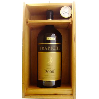 【50%OFF】【送料無料】トラピチェ[1995] 2000年記念セレブレーションボトル 6L(赤ワイン) 【クール便がオススメ】【お酒】<ワイン 赤 ギフト プレゼント Gift 贈答品 贈り物 結婚祝い お酒>