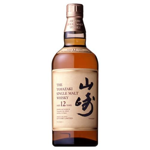 【シングルモルトウィスキー】サントリー 山崎 12年 700ml<ギフト ウイスキー お酒 ギフト プレゼント Gift お酒 ウイスキー 山崎>