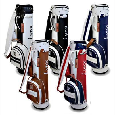 [公式] Lynx リンクス ゴルフ CLASSIC BAG クラシックバック (LXCB-1000) キャディバッグ 【あす楽対応】