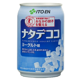 NATA de Coco yogurt taste can 280 g × 24-