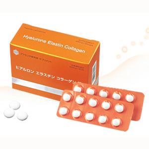 【送料無料】ヒアルロン エラスチン コラーゲン錠90粒【ビービーラボラトリーズ】