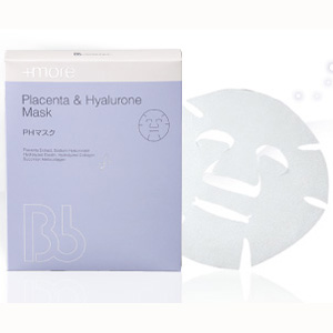 Placenta hyaluronic mask-