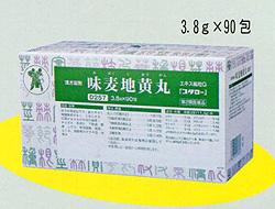 【第2類医薬品】味麦地黄丸(みばくじおうがん)エキス細粒G 90包【小太郎漢方・コタロー】