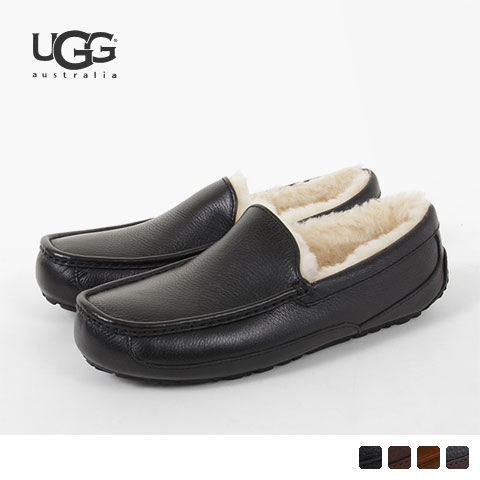 ugg ascot leather review