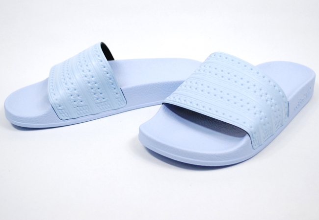 5ead0cf7c47e รองเท้าแตะ adidas Originals  wide range Adidas Originals Adilette Slides  Sandals Pastel Blue Men Made in Italy BA7539 9424f 0d847 ...
