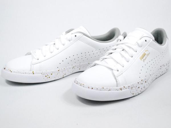 Puma PUMA COURT STAR VU REMAST WNS 361,227 02 coat star women sneakers classical music Lady's