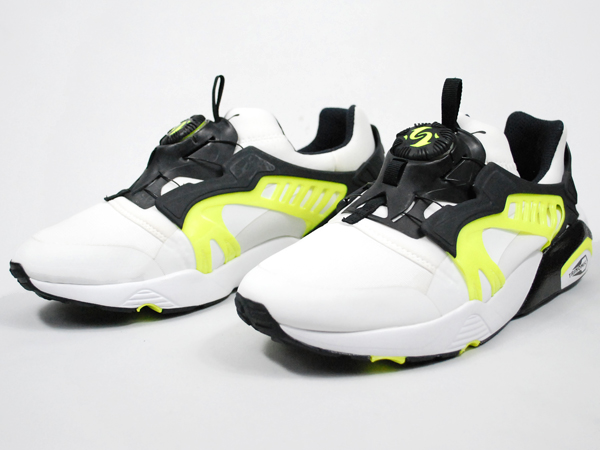 nouveau produit 80be9 060e1 Puma PUMA DISC BLAZE ELECTRIC 361,409-02 disk blaze electric sneakers men  gap Dis