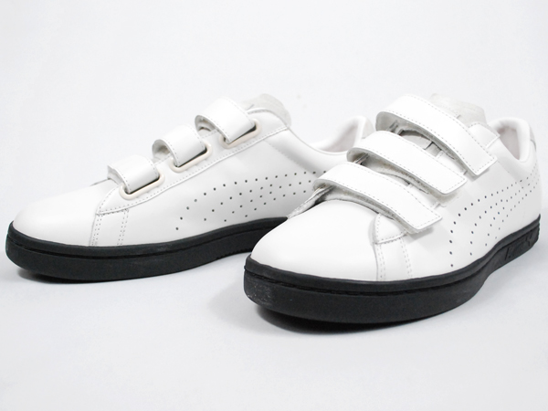 uk availability 536e8 d2288 Puma PUMA COURT STAR V FRENCH 361,892-01 coat star V French sneakers  classical music tennis