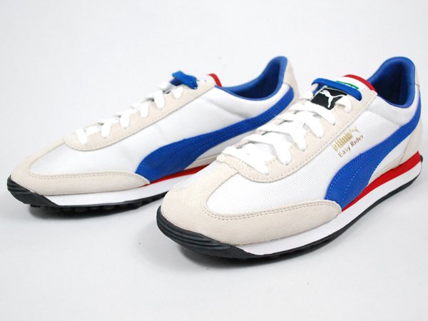 puma easy rider red white blue