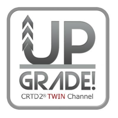 【UP GRADE】SINGLE CHANNEL→TWIN CHANNEL