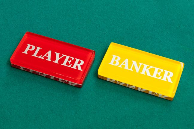 バカラゲーム用のウィンマーカー カジノ 10%OFF 商店 PB MARKER ≪プレイヤー ウィンマーカー≫マーカー バンカー