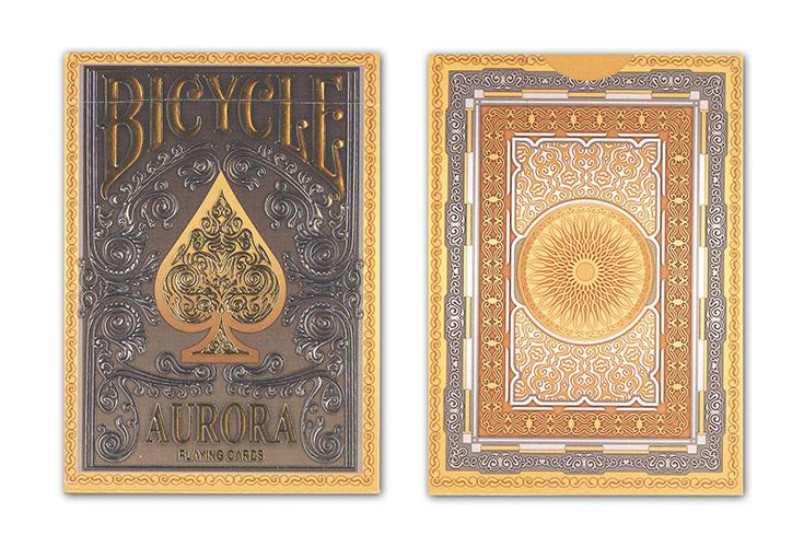 【トランプ】BICYCLE AURORA ≪ バイスクル オーロラ ≫【ネコポス対応可】<BR>