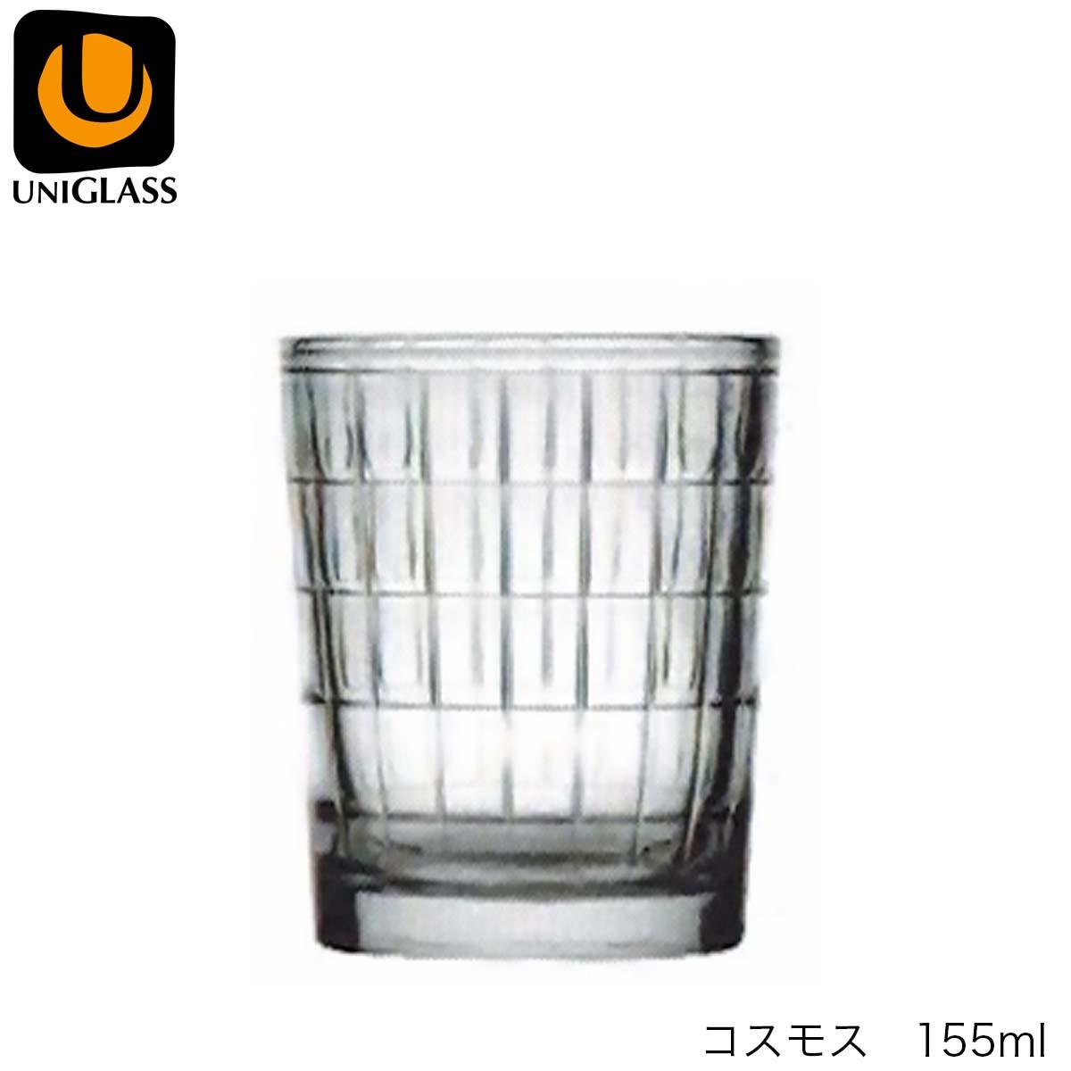 UNIGLASS ユニグラス コスモス 155ml 48個セット YIOULA Glassworks ブルガリア製