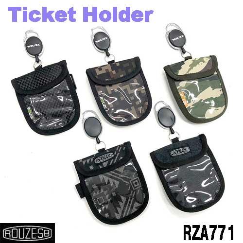 リールタイプで伸縮可能なチケットホルダー 送料無料 チケットホルダー リールタイプ 国内在庫 海外輸入 スノーボード スキー 伸縮可能 rza771