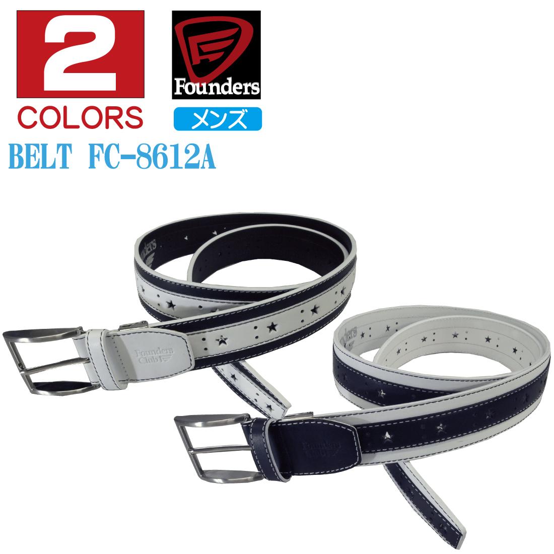 日本国内で製造された品質にこだわったベルトです ベルト メンズ 超激安 日本製 FoundersClub fc-8612a 高級な ファウンダースクラブ ファウンダース