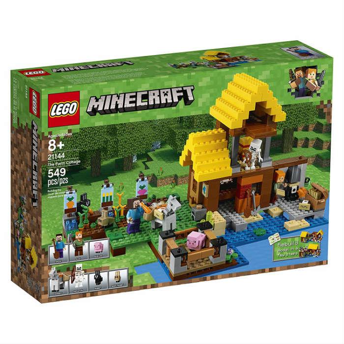マインクラフト レゴ 畑のコテージ LEGO Minecraft21144 The Farm Cottage 並行輸入品