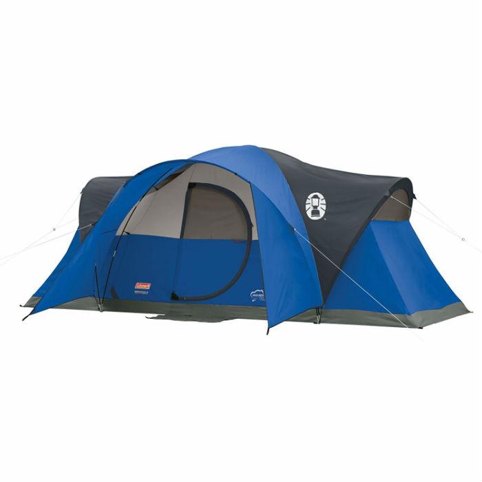 コールマン モンタナテント8人用 ブルー Coleman Montana 8-Person Tent 並行輸入品