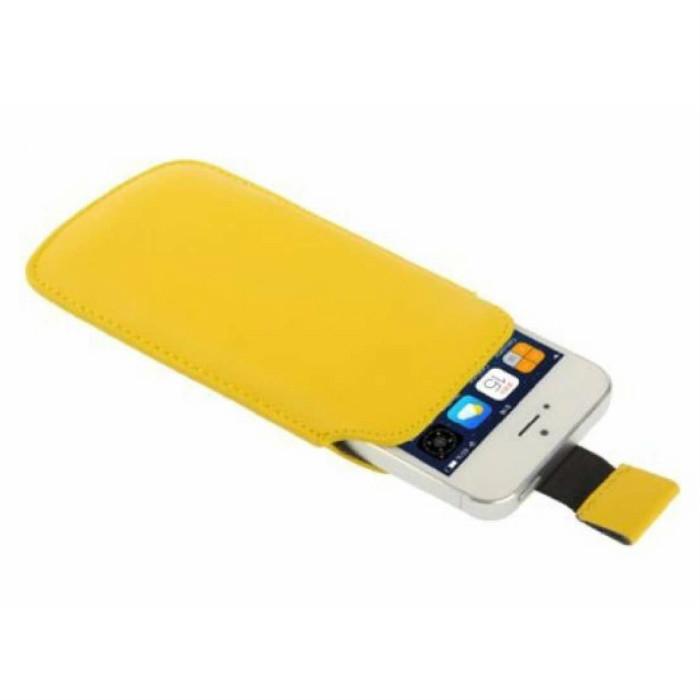 メール便 送料無料 好評 iphone6 6s 4.7インチ用ポーチ型レザーケース プルタブ付き 保護フィルム 各色 レザーケース 4.7インチと同等または小さいスマホでも使用できます クリーニングクロスも付いてくる 4.7inch 新作多数 スマホケース 保護フィルムセット付属