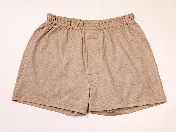 Trunks men's underwear men's inner-underwear and organic cotton cotton TRUNKS