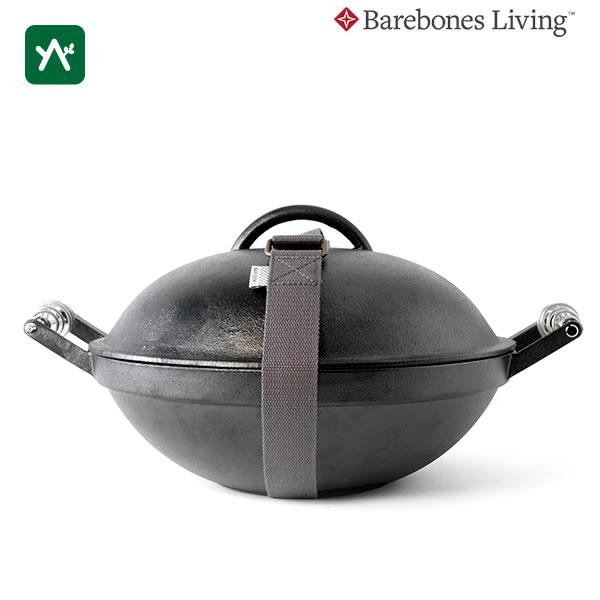 ベアボーンズリビング Barebones Living アウトドアアイアンオーブン 20235014000000 [野外調理]