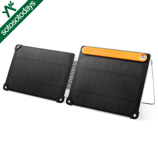バイオライト BioLite ソーラーパネル10 PLUS 1824263 [発電 蓄電 太陽光 防災]