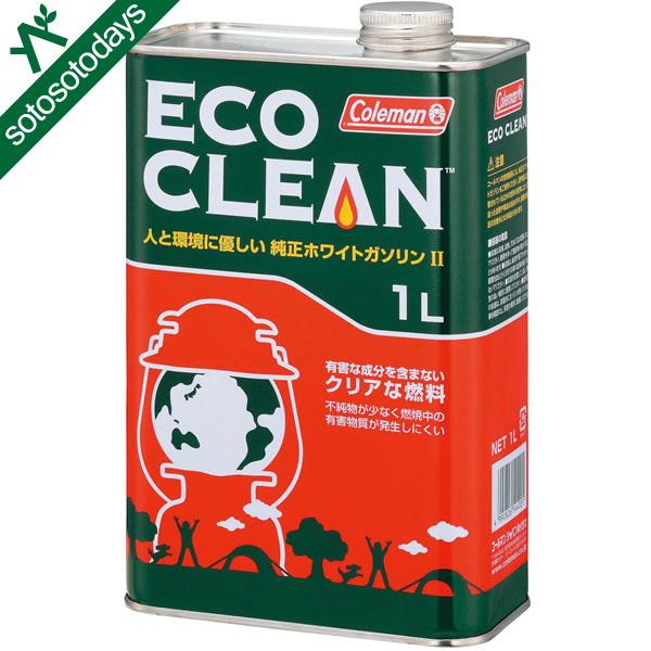 Coleman Coleman eco-clean  1L pure white gasoline fuel 170-6759  fuel  94ddbcce663