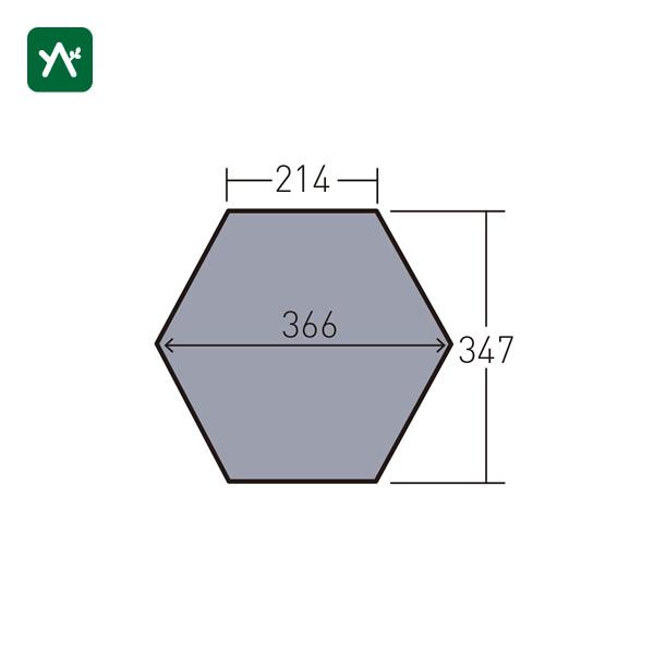 オガワ ogawa PVCマルチシート アテリーザ用 1429 [防水]