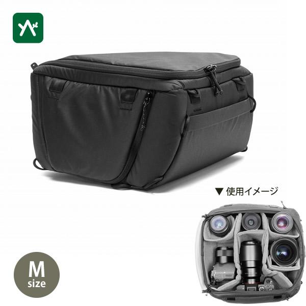 ピークデザイン Peak Design カメラ キューブ ミディアム BCC-M-BK-1 [インナー クッションボックス]