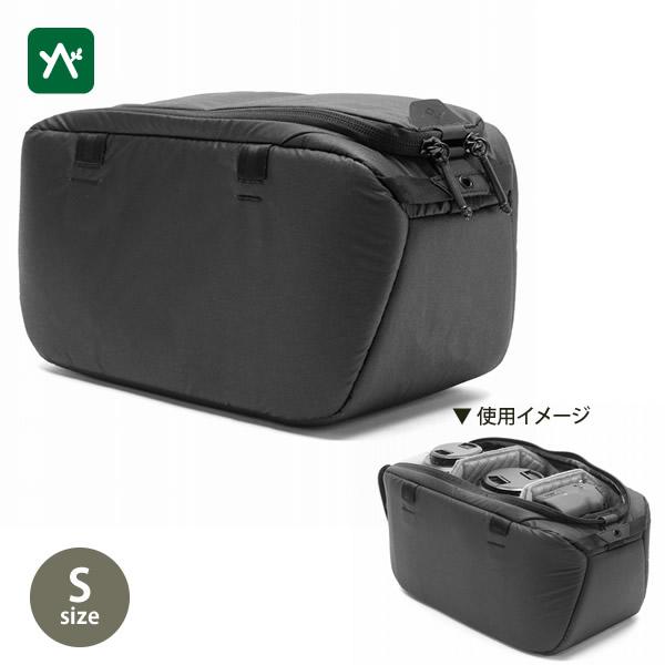 ピークデザイン Peak Design カメラ キューブ スモール BCC-S-BK-1 [インナー クッションボックス]