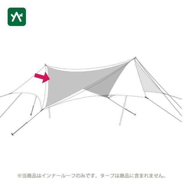 スノーピーク snow peak HDタープ ヘキサエヴォ Pro. TAKIBIインナールーフ TP-250IR [難燃性]