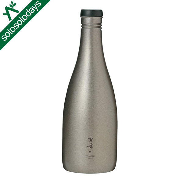 スノーピーク snow peak 酒筒 Titanium TW-540 [タンブラー]