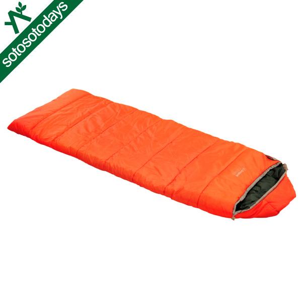 スナッグパック snugpak スリーパーエクスペディション スクエア ライトハンド オレンジ SP95204OR [シュラフ 封筒型 化繊]