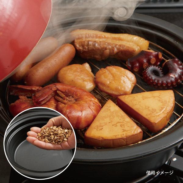 ソト SOTO スモークチップスミニ さくら・ヒッコリー・ブレンド ST-1531 [燻製]