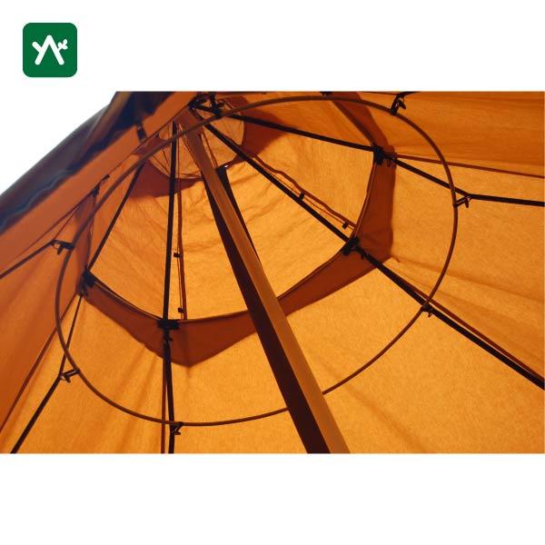 キャンプ 人気急上昇 アウトドアギア専門店 テンティピ 洗濯物干し Tentipi fi-drset5 ドライイングレイルセット 5 今季も再入荷