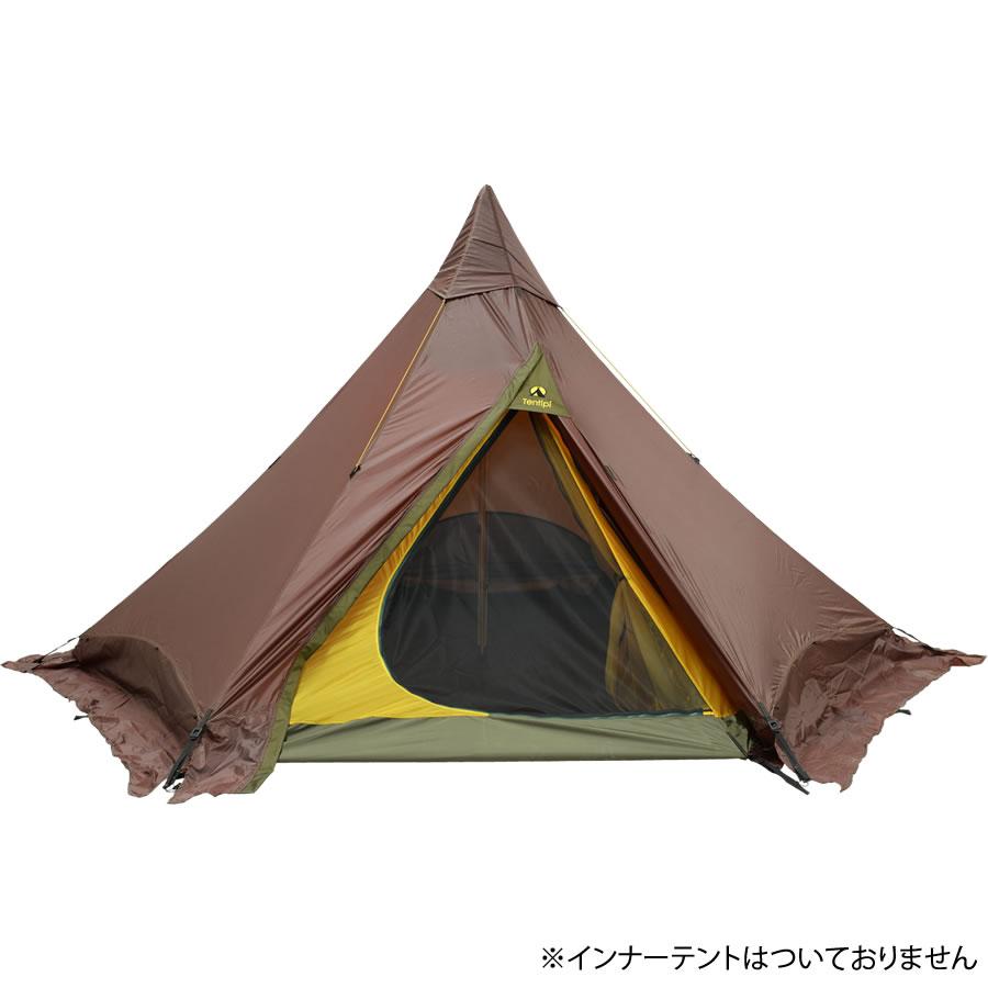テンティピ Tentipi オリヴィン2 light  [テント ワンポール ティピ]