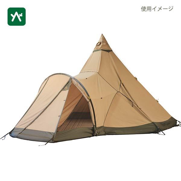 テンティピ Tentipi ポーチ Comfort 9 CP  [テント ワンポール]