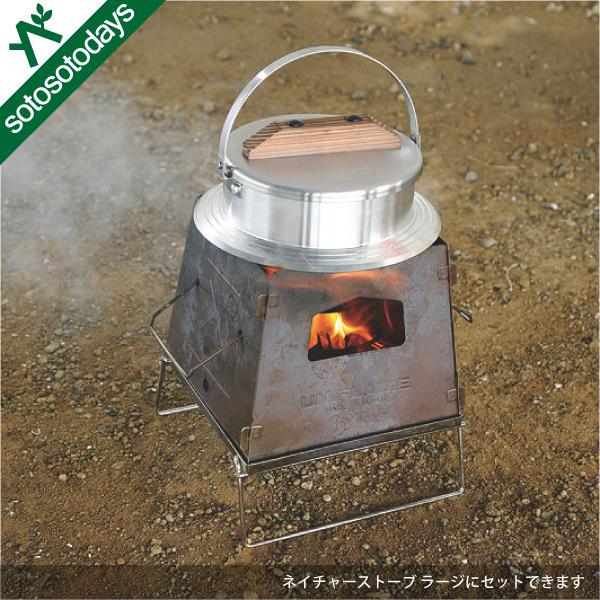 ユニフレーム UNIFLAME キャンプ羽釜 3合炊き 660218 [鍋 炊飯 ごはん]
