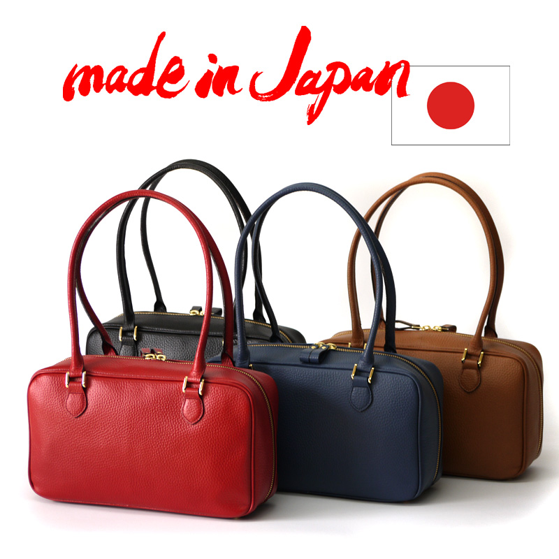 トートバッグ 日本製 本革 レディース メンズ ブラック ネイビー ピンク ゴールド 通勤  軽い 革 ハンドバッグ