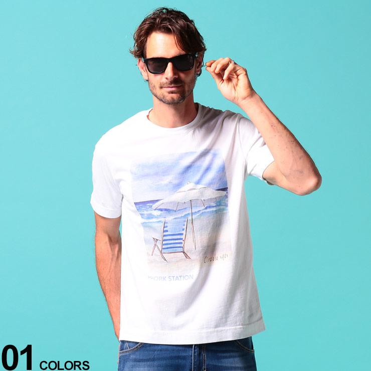 CIRCOLO 1901 チルコロ1901 ブランド メンズ 男性 トップス Tシャツ 半袖 シャツ プリント 夏 クルーネック 永遠の定番 プリントT 春 グラフィックプリント CICN2678 品質保証 コットン Tシャツブランド 綿100%