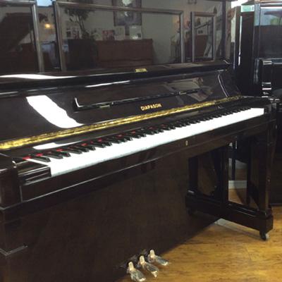 【名古屋のピアノ専門店】DIAPASON ディパソン 132BW【ピアノ】