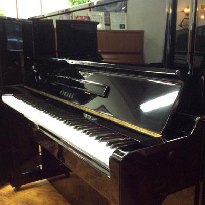 YAMAHA ヤマハ YUS【中古ピアノ】【アップライトピアノ】【名古屋のピアノ専門店】】黒艶出し 1型モデル