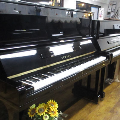 YAMAHA ヤマハ U3H【中古】【アップライトピアノ】【名古屋のピアノ専門店】】