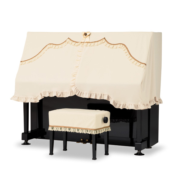 吉澤 ピアノケープ PC-415B アップライト ピアノカバー
