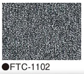 フクビ OAフロア用 タイルカーペットFTC-1100シリーズ FTC-1102(メーカー取寄せ3~6日)16枚入1ケース
