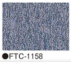 フクビ OAフロア用 タイルカーペットFTC-1100シリーズ FTC-1158(メーカー取寄せ3~6日)16枚入1ケース