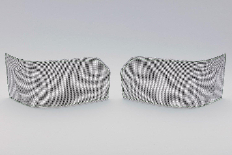 M-Techno M.T.S.OTHER(エムテクノ エム・ティ・エス・アザー)MTS トヨタ 200系 ハイエース 4型用 DOT HEADLIGHT COVER(ドットヘッドライトカバー)クリア