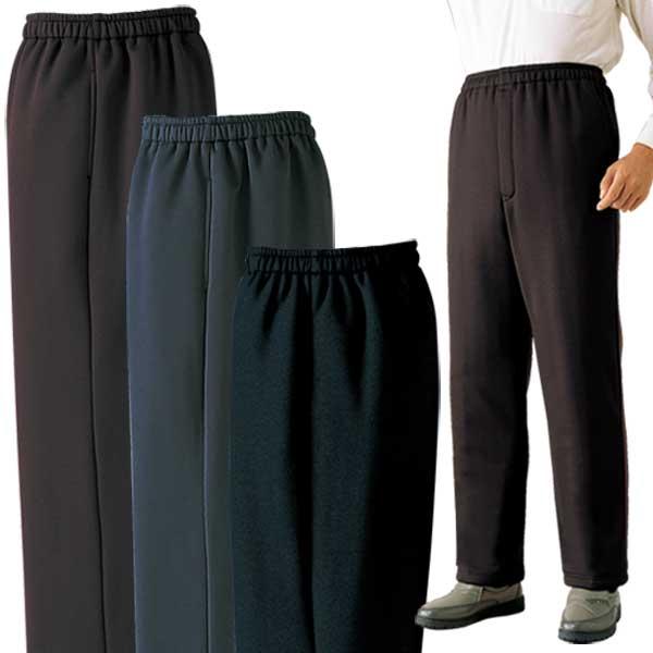 メンズ 春夏秋冬 お父さんの年中重宝パンツ 3色組 410598 ズボン スラックス サイズ3L~4L 50代 60代