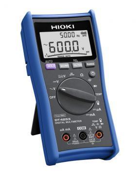 デジタルマルチメーター DT4253 日置電機
