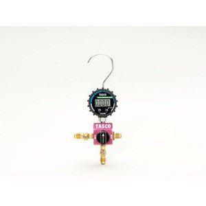 イチネンTASCO デジタルシングルマニホールドキット TA123DG-1(STA123DG-1)