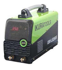 イクラ(育良精機) 直流アーク溶接機 ライトアーク ISK-LS250S 送料無料